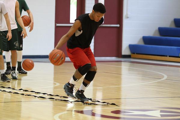 Slay/Morris Basketball camp 2014