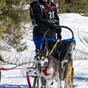 Heather Jeske Pharr along the trail near Bear Head Lake State Park