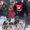 Dusty Klaven at start of 2014 John Beargrease Mid-Distance race