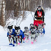 Erin Altemus near Tofte at the 2014 John Beargrease Mid-Distance race