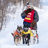Jerry Papke near Tofte at the 2014 John Beargrease Mid-Distance race
