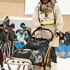 Shawn McCarty at start of 2014 John Beargrease Marathon race