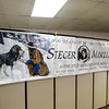 Musher's meeting for the 2015 WolfTrack Classic