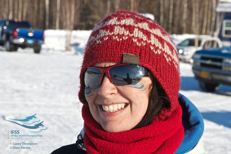 Jennifer Probert Erhart (USA)<br /> ifss13-4521