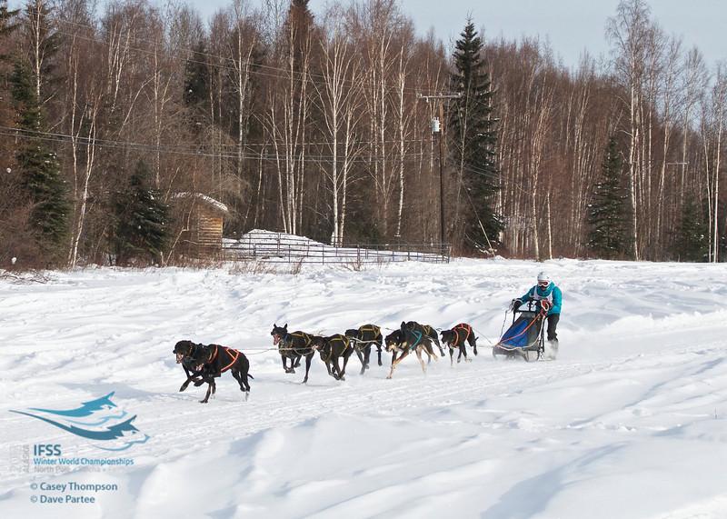Kati Dagenais (Canada)<br /> ifss13-2590