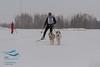 Larry Nichvolodov (New Zealand) - 2013 IFSS Men 2-Dog Skijor Day 1