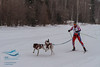 Mike Christman (USA) - 2013 IFSS Men 2-Dog Skijor Day 1