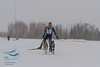 Greg Jurek (USA) - 2013 IFSS Men 2-Dog Skijor Day 1