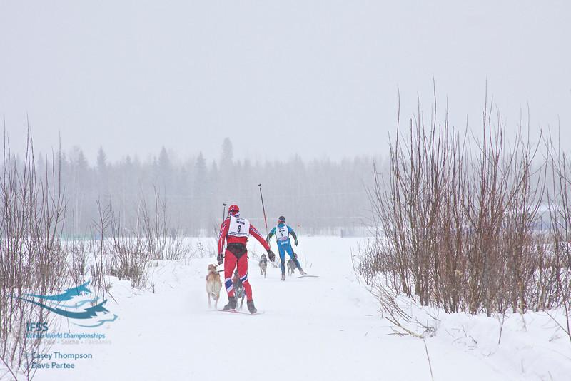 Svein Ivar Moen (Norway), Samuli Nissanen (Finland)<br /> ifss13-2414