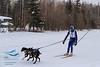 Chuck Pratt (USA) - 2013 IFSS Men 2-Dog Skijor Day 1