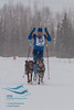Vesa-Pekka Jurvelin (Finland) - 2013 IFSS Men 2-Dog Skijor Day 1