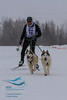 Larry Nichvolodov (New Zealand) - 2013 IFSS Men 2-Dog Skijor Day 1