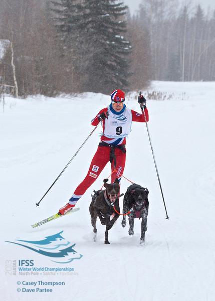 Yvette Hoel (Norway)<br /> ifss13-1601