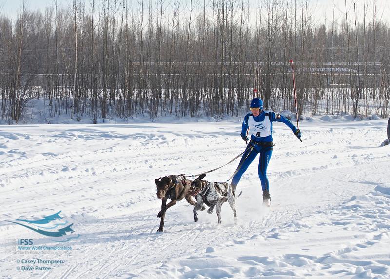 Marika Tiiperi (Finland)<br /> ifss13-3472