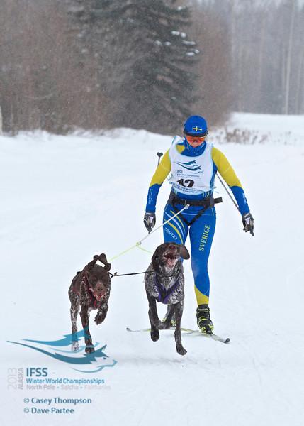 Sara Johansson (Sweden)<br /> ifss13-1655
