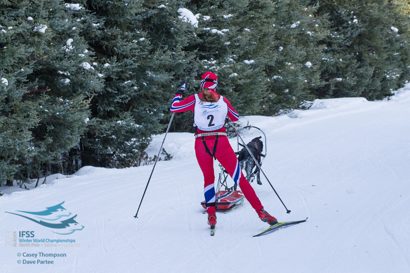 Yvette Hoel (Norway)