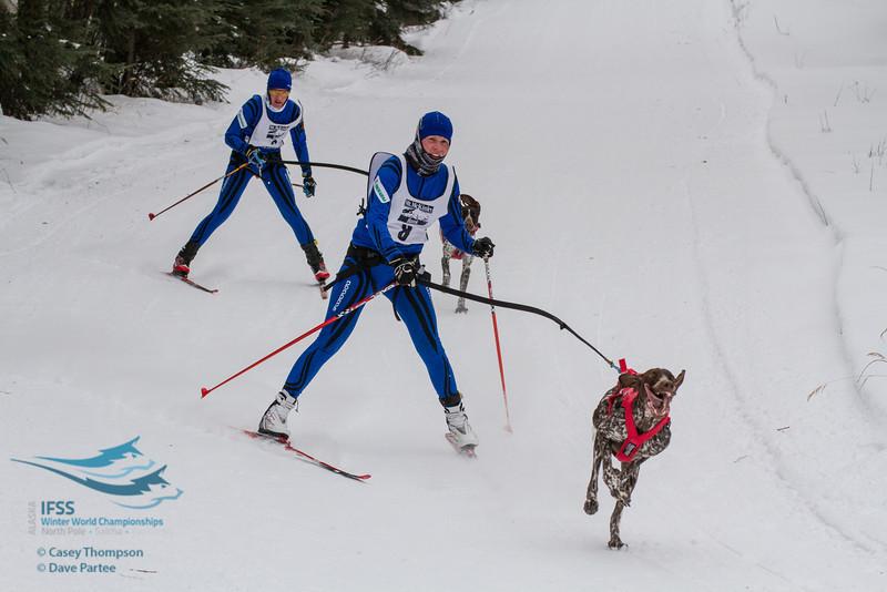 Kati Mansikkasalo Jurvelin (Finland), Marika Tiiperi (Finland)