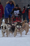 WolfTrack Ten Dog Classic 2011 : WolfTrack Classic Sled dog race.  Ely, Minnesota, February 27-28, 2011