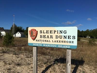 2017 Sleeping Bear Dunes National Lakeshore