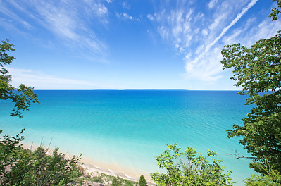 Clay Cliffs: Leland, Michigan