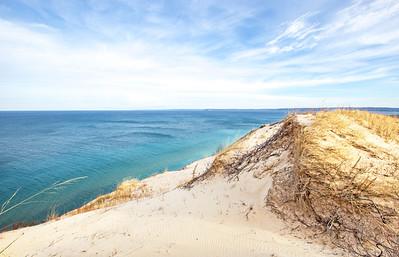 Pyramid Point, Sleeping Bear Dunes: Glen Arbor, Michigan