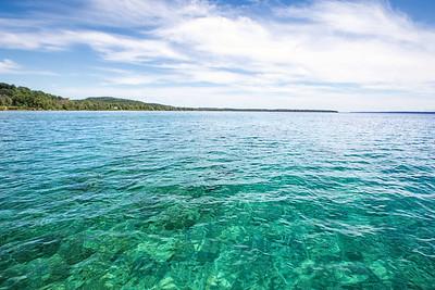 West Grand Traverse Bay: Suttons Bay, Michigan