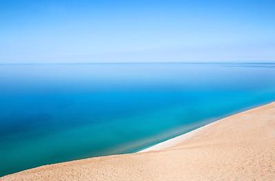 Outlook #9 Sleeping Bear Dunes: Empire, Michigan