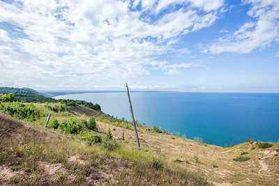 Sleeping Bear Dunes: Empire, Michigan
