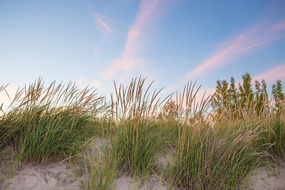 Grassy Dune, Sleeping Bear Dunes: Empire, Michigan