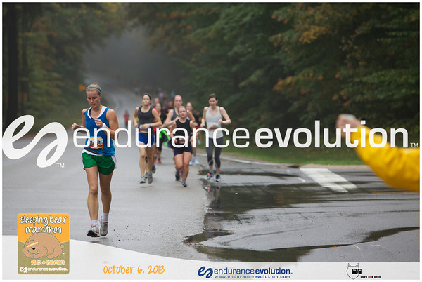 Sleeping Bear Marathon & Half Marathon