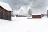 Winter Thoreson Farm No 1