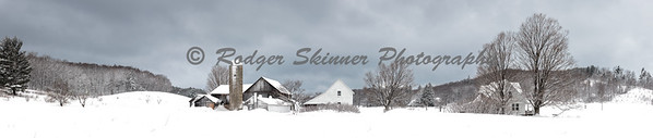 Winter Dechow Farm