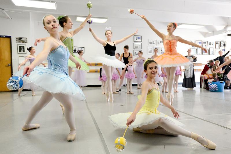 Sleeping Beauty Centennial State Ballet Studio