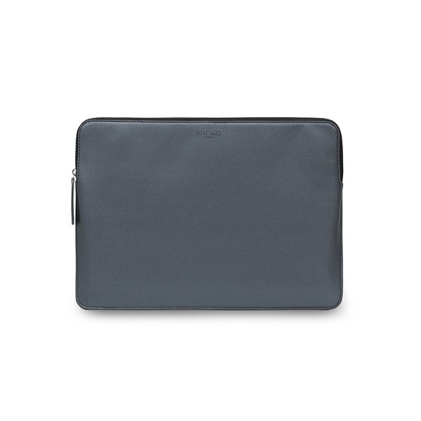 Embossed 13'' Laptop Sleeve Fits MacBook/Ultrabook 14-207-SIL