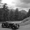 21st British Classic Car Meeting,Sankt Moritz,Offenpass,Bentley Le Mans Special Eight,1947