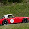 21th British Classic Car Meeting,Sankt Moritz,Austin Healey