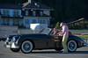 Jaguar XK140DHC,1955,22st British Classic Car Meeting,Pre-start,Sankt Moritz