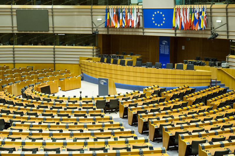 parlementen Brussel