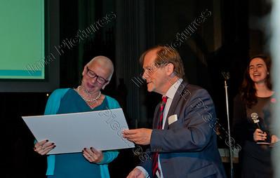 prijsuitreiking voor het religieuze en spirituele boek 2015