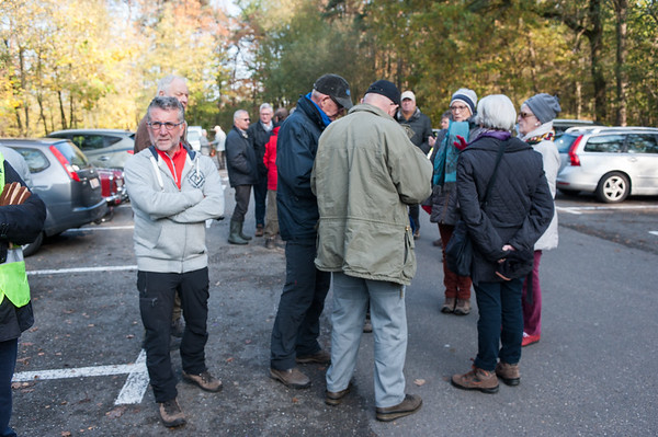 wandeling PIetersheim 7 november 2017
