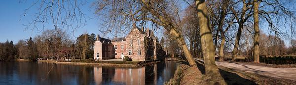 Wandeling Schoonbeek 17 januari 2017