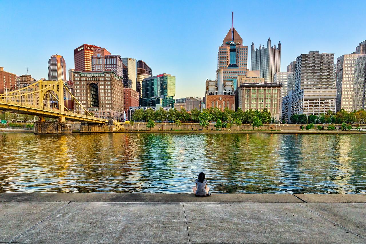 Girl by Liquid, Pittsburgh Pennsylvania