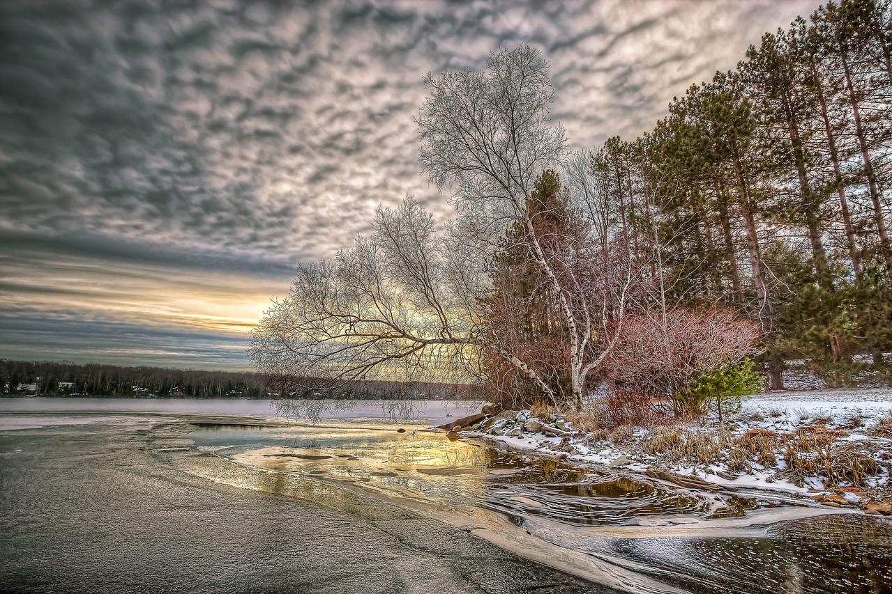 Wolf Lake in NY