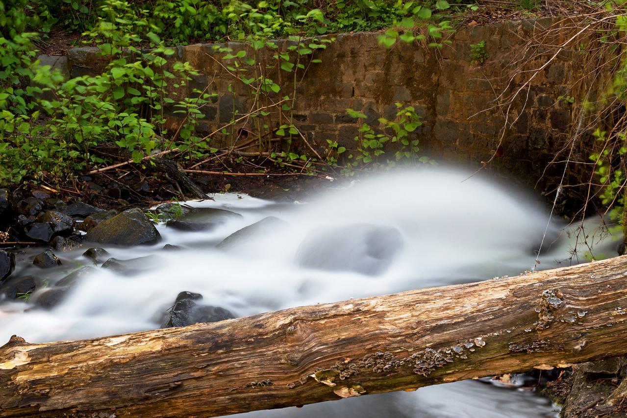 a little stream..