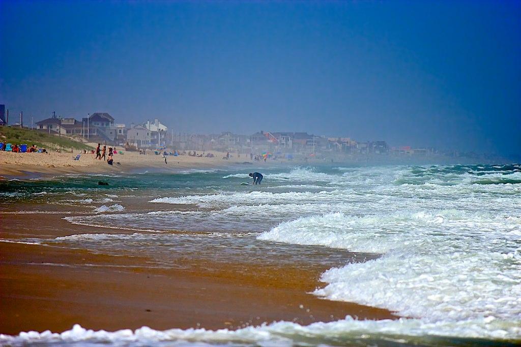 hazy, lazy beach days..