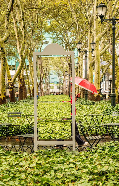 Bryant Park , NYC