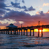 The Pier at Ft. Myers Beach, Florida