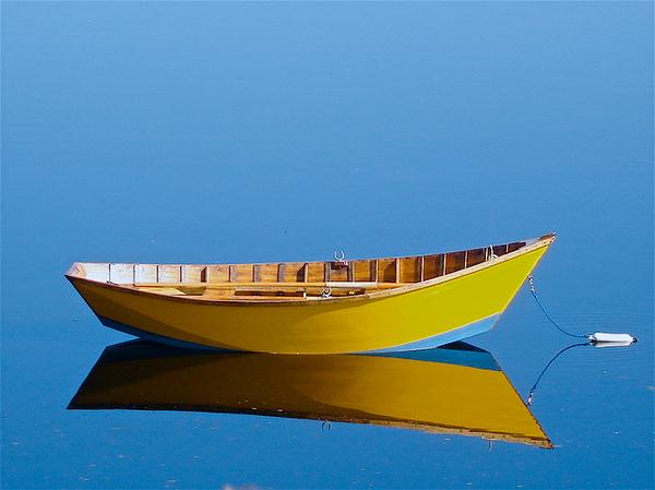 Dory Reflected - La Have River