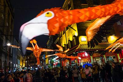 Festival at Gerrard Street
