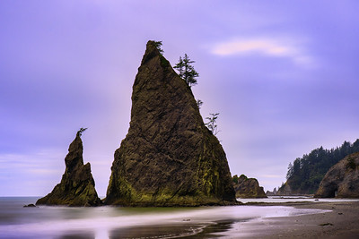 Rialto Beach, Olympic Peninsula, Washington